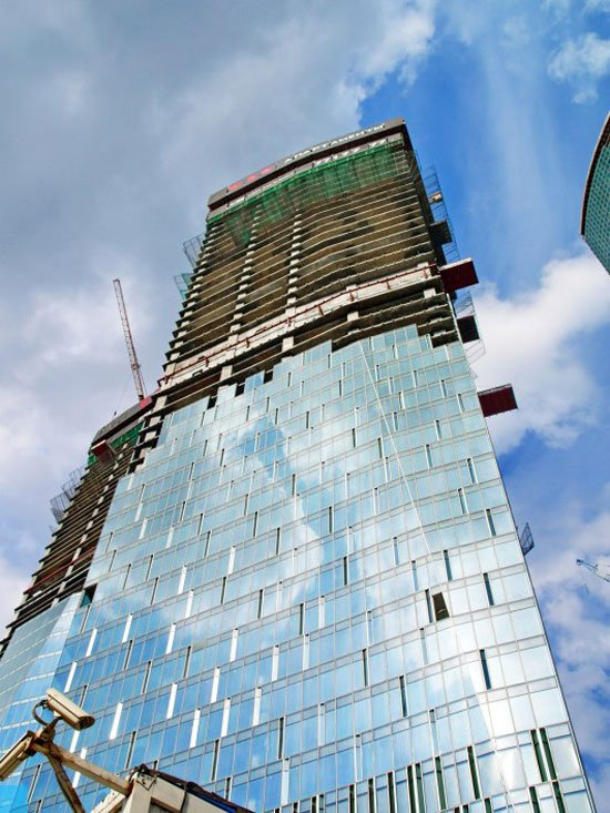 oko multifunctional complex, tallest under construction buildings in europe, OKO-Apartment-Tower-Moscow-SOM-352m-Completion-date-2015