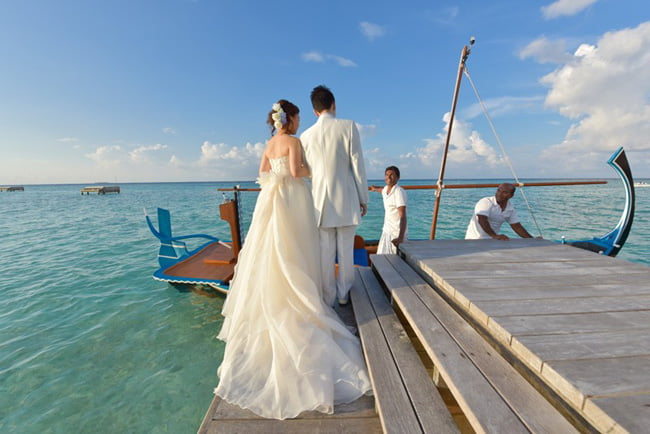 Afloat - Destination Wedding Venues Ideas in Maldives (2)