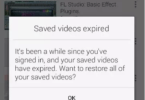 How To Recover Expired YouTube Offline Video,
