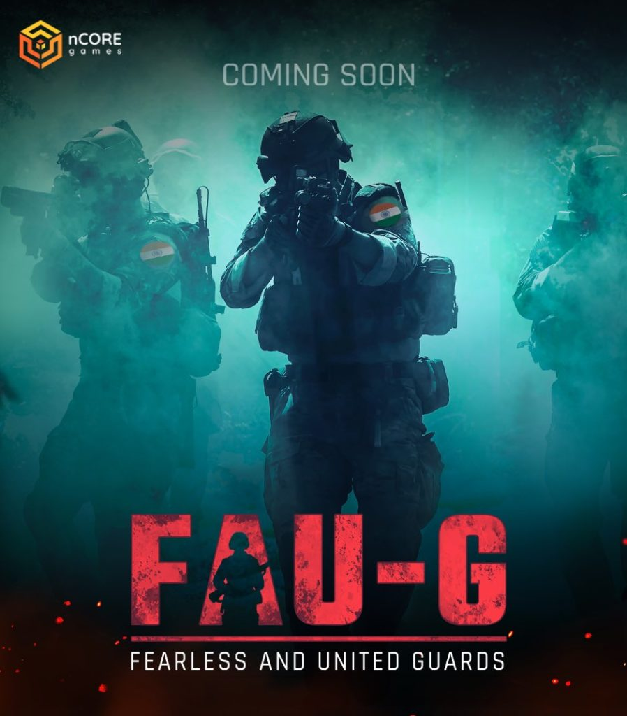 Download FAU-G, Indian PUBG, Fearless and United: Guards. FAU: G,