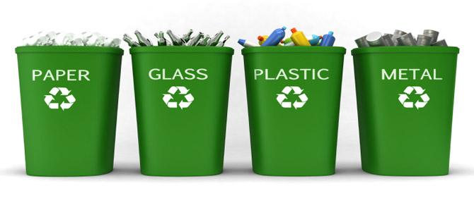 Recycle Paper, Recycle glass, Recycle plastic, Recycle metal, save natural resources,